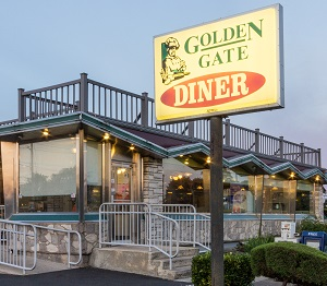 Via the Golden Gate Diner Website