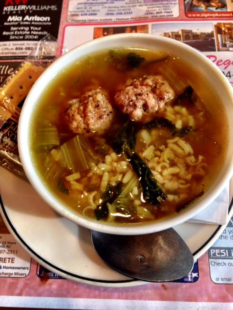 Pegasus Restaurant Soup