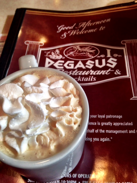 Pegasus Restaurant Coffee