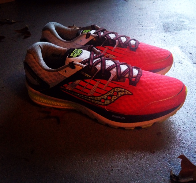 Saucony ISO 2 review feat overrun