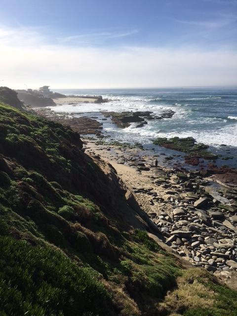 Cliffs La Jolla