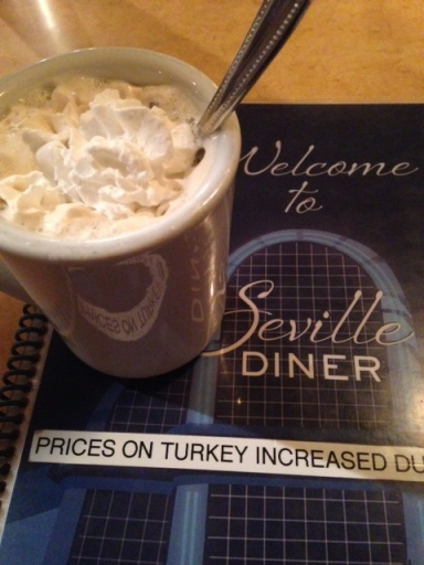 seville diner coffee