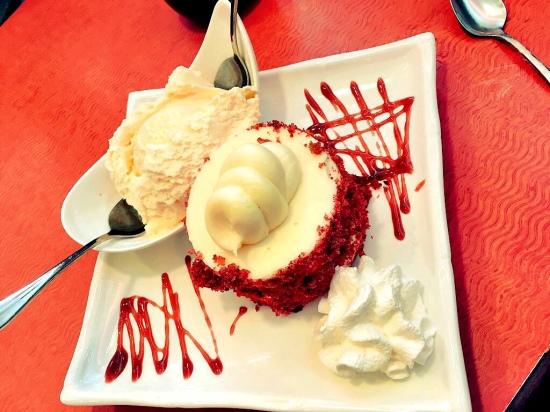jefferson diner red velvet cake