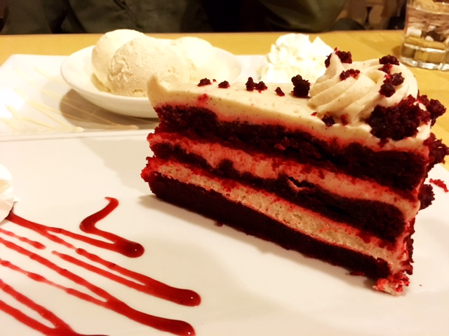 Vincentown Red Velvet cake
