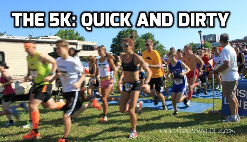 reasons to run a 5k