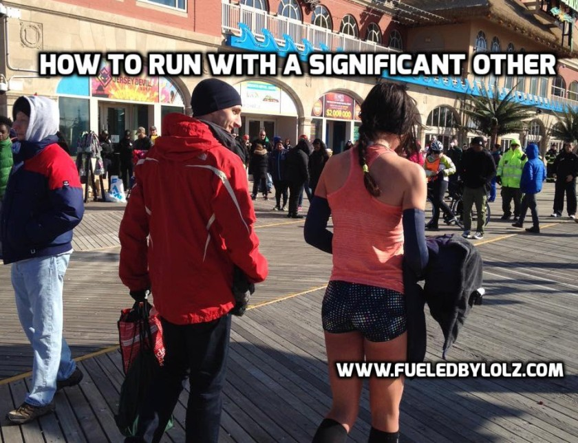 How to Run with A significant other