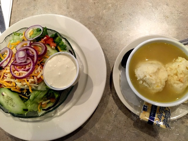 Tropicana Soup and Salad