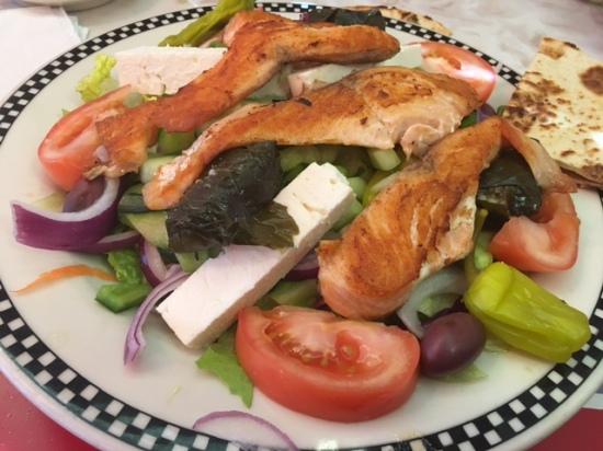 Park West Diner Salad