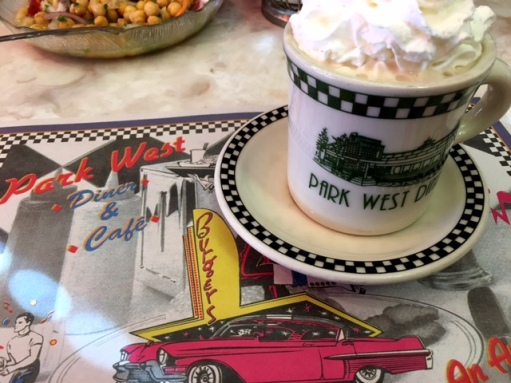Park West Diner Coffee