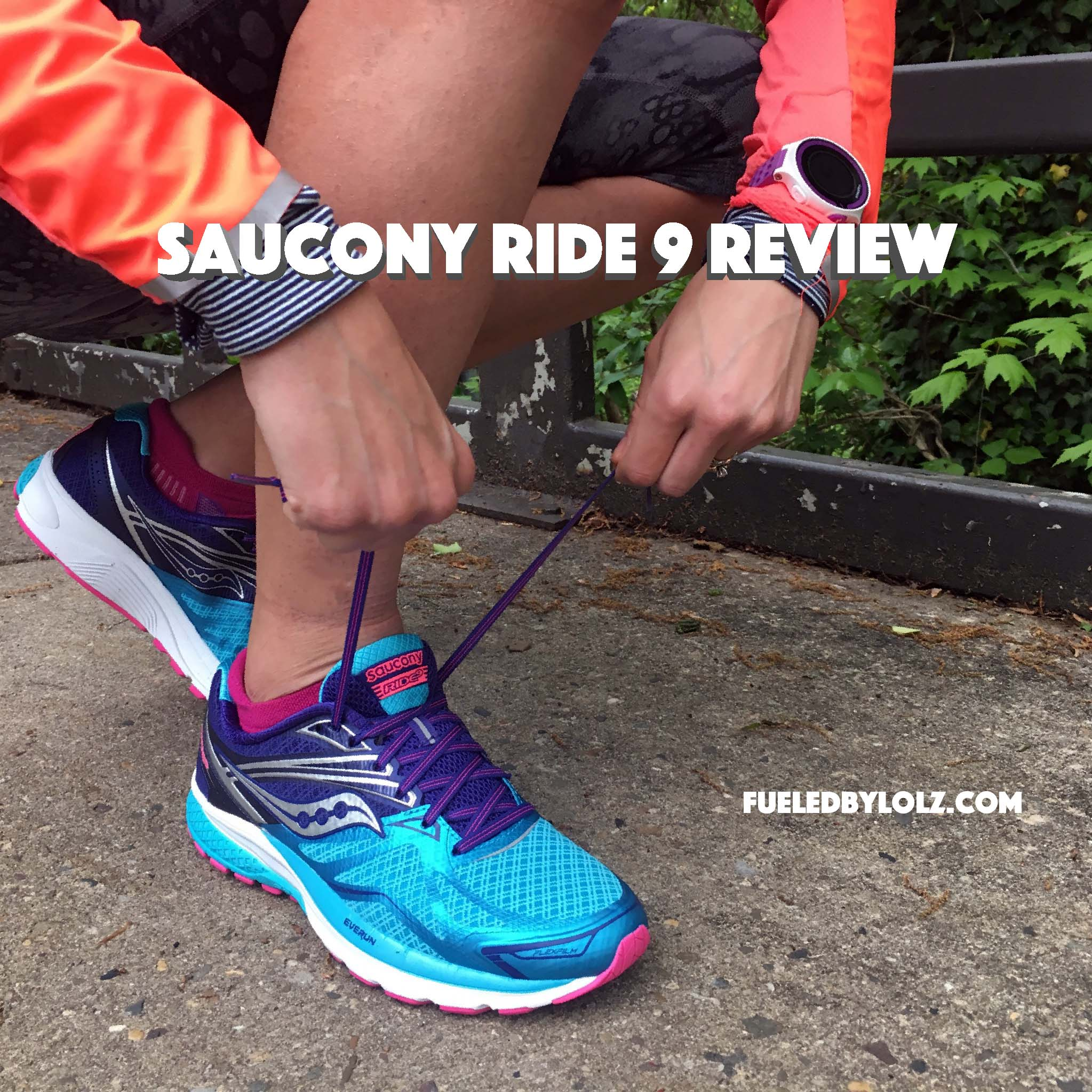 Saucony Ride 9 Test