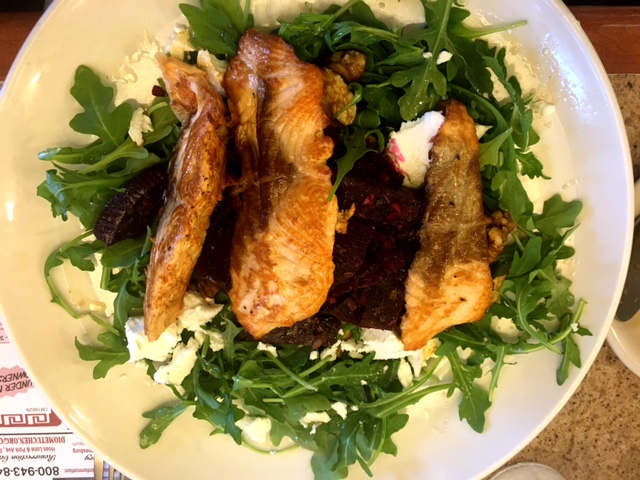 Landmark Diner salad