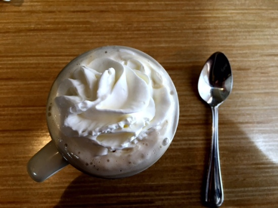 Candlewyck Diner coffee