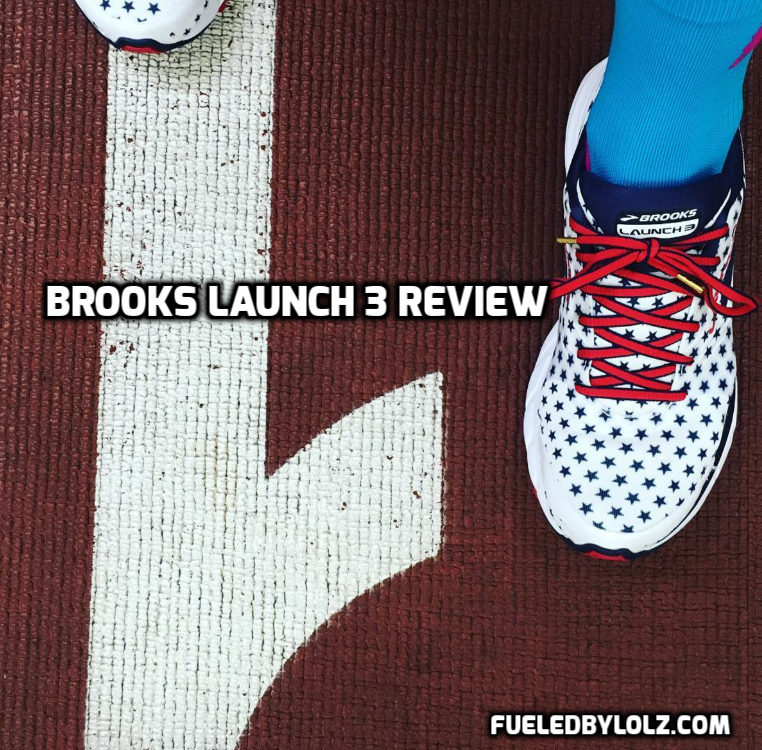 Brooks Launch 3 Review