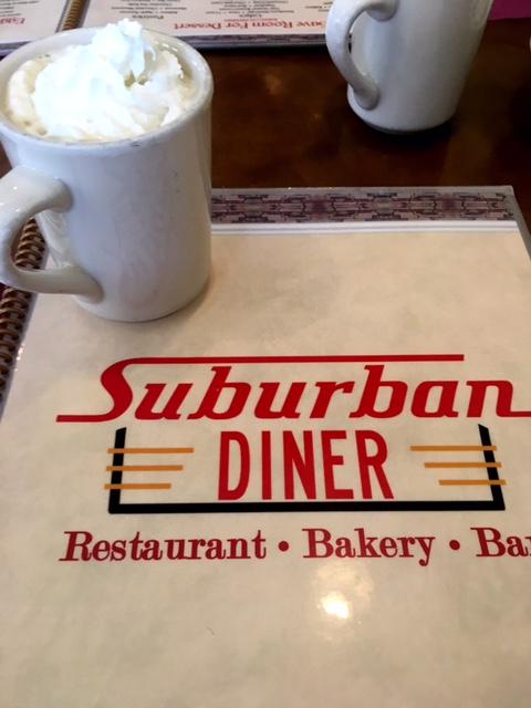 suburban diner