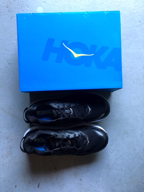 Hoka Clifton 3 Shoe Review