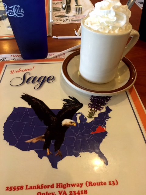 Sage Diner Virginia