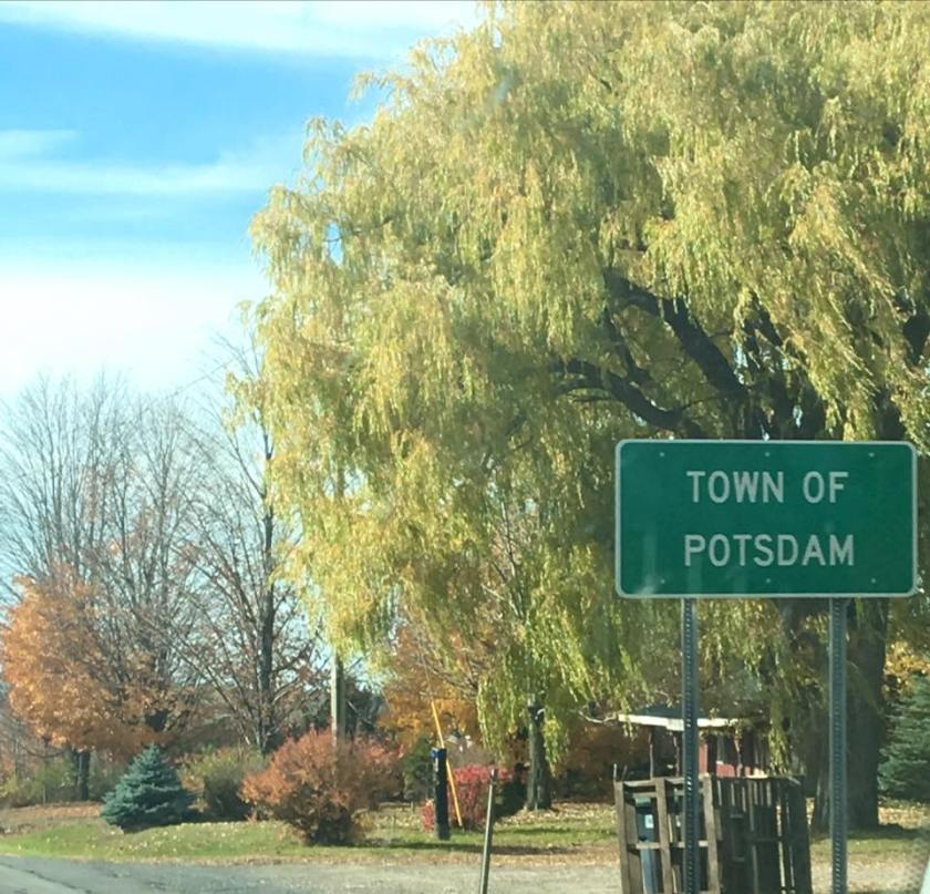 potsdam new york