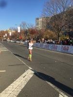 Philadelphia Half Marathon(1:27.44)