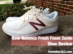 New Balance Fresh Foam Zante