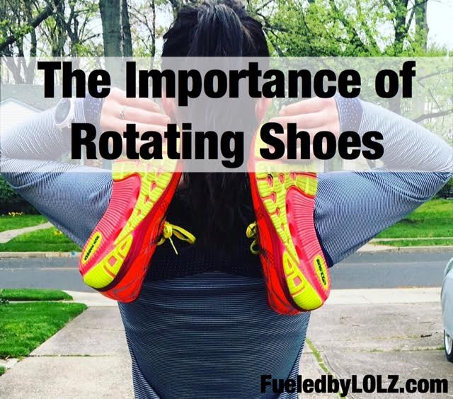 The Importance of RotatingShoes
