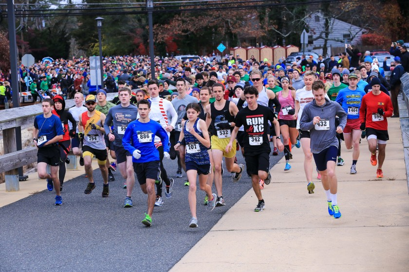 medford lakes turkey trot