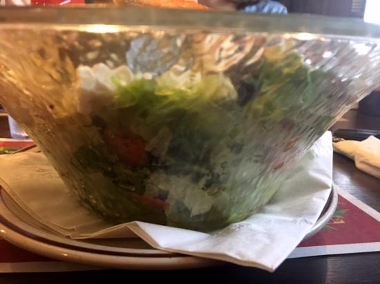 The Black Horse Diner mount ephraim salad