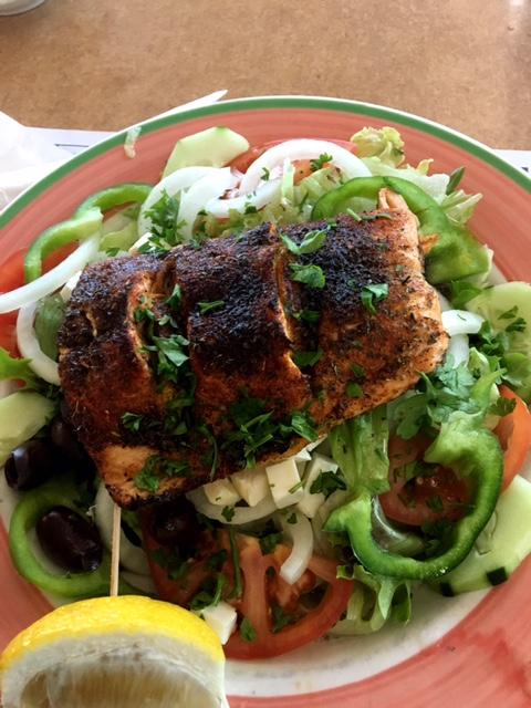 Trivet Diner salad