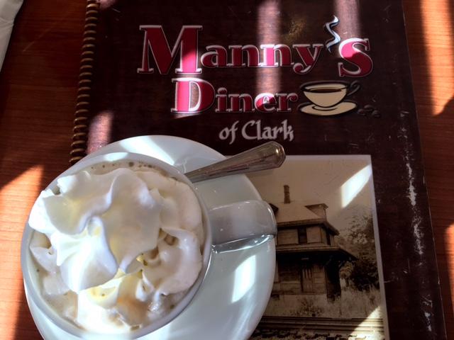 Manny's Diner Clark