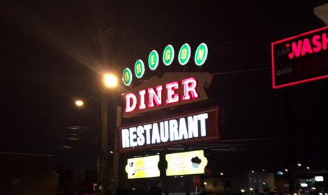 Oregon Diner Philadelphia
