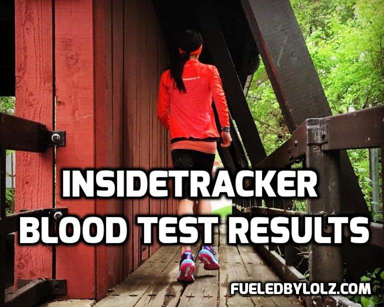 InsideTracker Blood Results