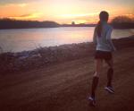 Training last Week: Travel and 5k(18:42)
