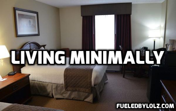 Living Minimally