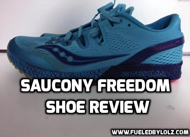 Saucony Freedom ISO Shoe Review
