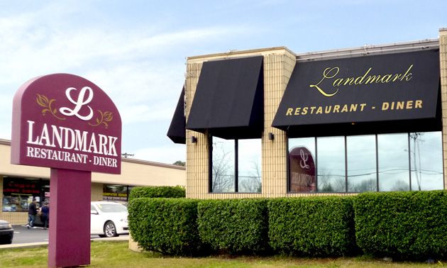 landmark diner charlotte