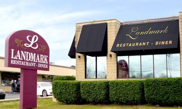 Landmark Diner (Charlotte,NC)
