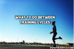 What to Do Between TrainingCycles: