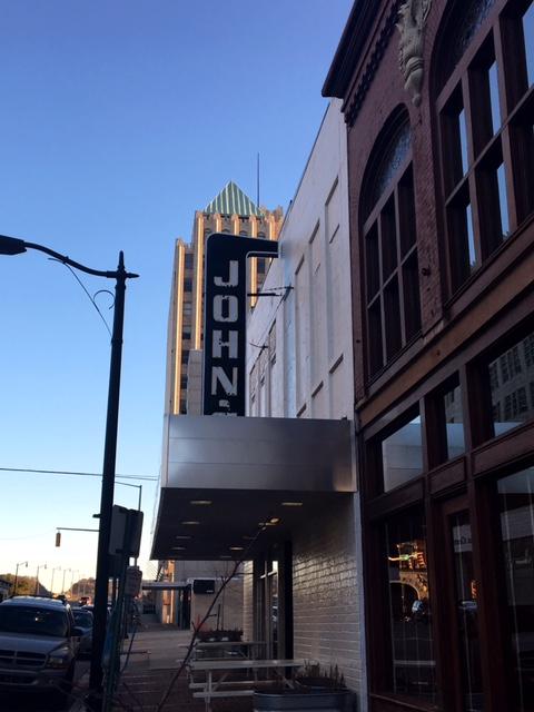 Johns City Diner Birmingham