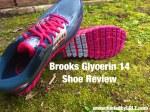 Brooks Glycerin 14 ShoeReview