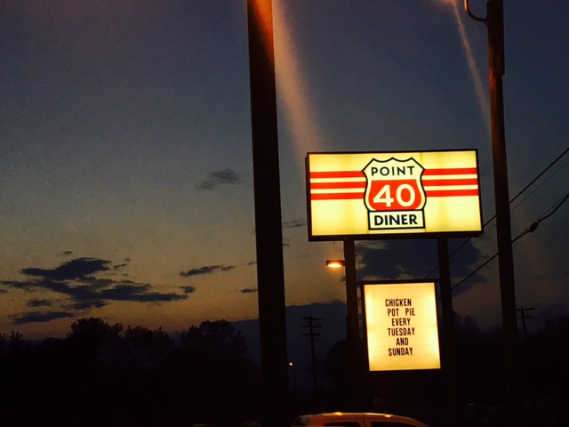 Point 40 Diner (Monroeville, NJ)