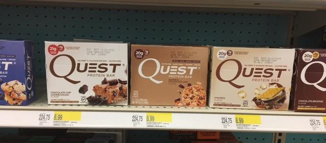 Quest Bar Fiber
