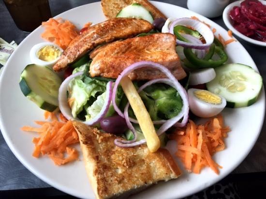 piston diner salad