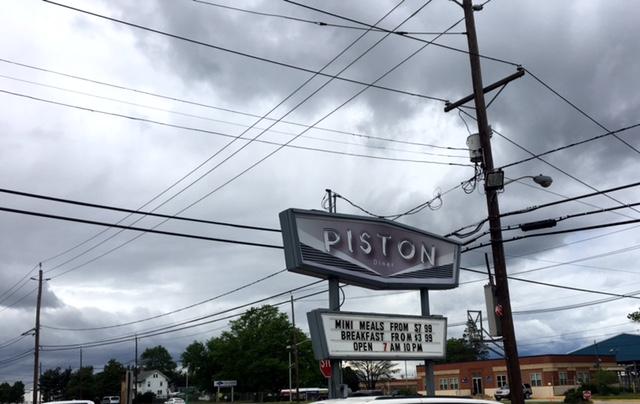 Piston Diner (Westville)