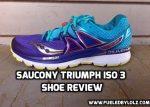 Saucony Triumph ISO 3 ShoeReview