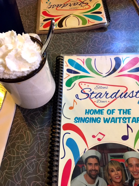 Ellens Stardust Diner Broadway