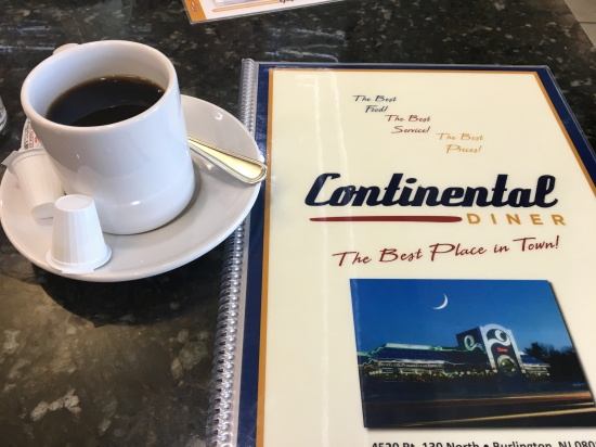The Continental Diner Burlington