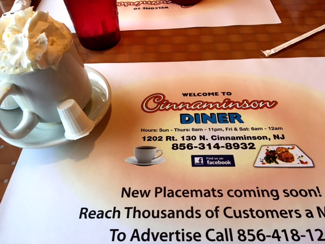 cinnamonson diner