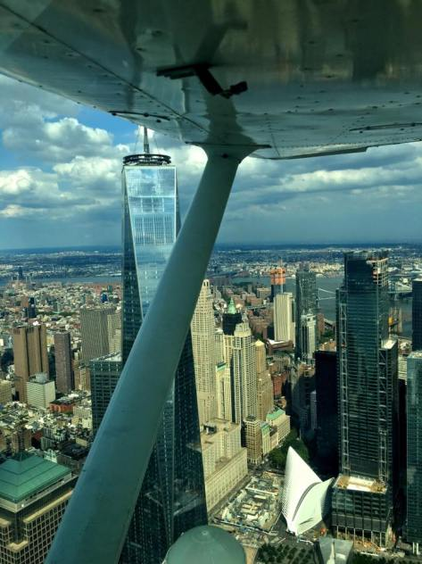 new york city by flight