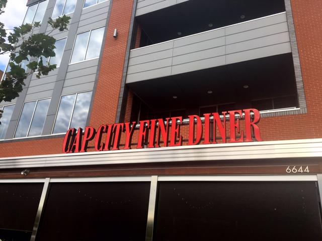Cap City Fine Diner (Columbus,OH)