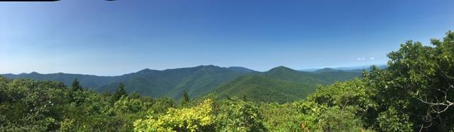 graybeard trail asheville nc