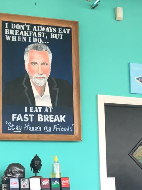 Fast Break Diner Toms River